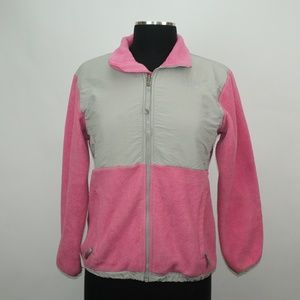YOUTH GIRLS THE NORTH FACE FLEECE JACKET